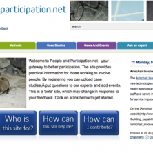 Thumbnail image for People and Participation