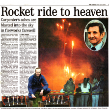 Thumbnail image for Rocket ride to heaven