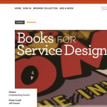 Thumbnail image for Service Design Books