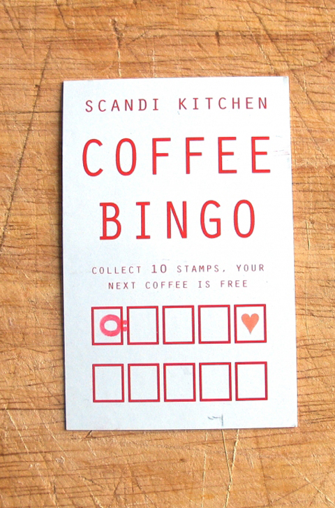 Post image for Scandi Kitchen Loyalty