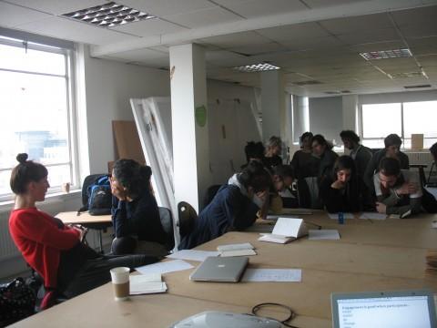 Post image for Narrative Environments Workshop 01
